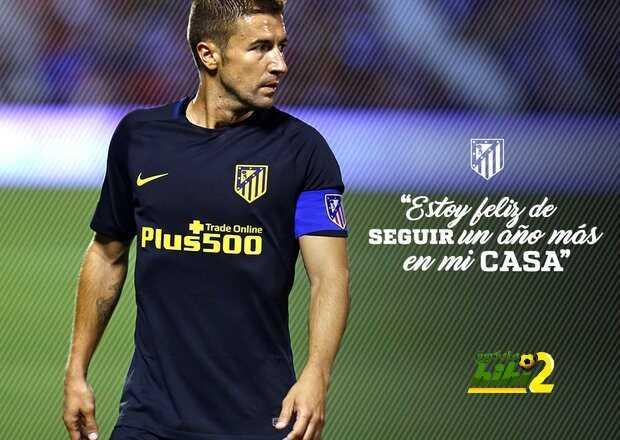 رسميا : جابي لاعبا في اتليتكو مدريد حتى 2018 coobra.net