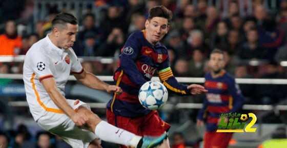 برشلونة يستهدف التعاقد مع لاعب روما coobra.net