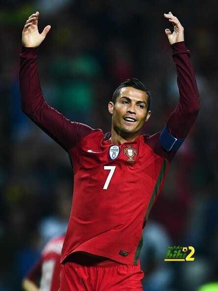 كريستيانو يواصل التألق رفقة المنتخب البرتغالي ! coobra.net