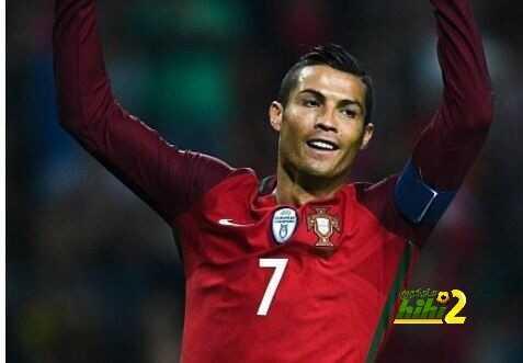 رونالدو يدخل تاريخ تصفيات كأس العالم coobra.net