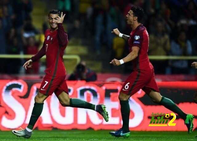 هل يستحق هدف ضد أندورا كل هذه الفرحة من رونالدو ؟ coobra.net
