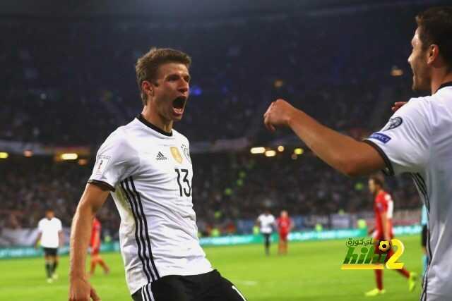 توماس مولر أفضل لاعب في مباراة ألمانيا ضد التشيك coobra.net