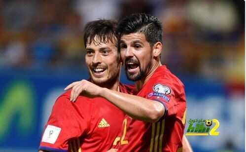 ارقام نوليتو رفقة منتخب اسبانيا coobra.net