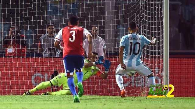 منتخب الآرجنتين يفعلها لأول مرة في تاريخه coobra.net