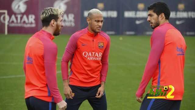 برشلونة يستعد لمواجهة الديبور في حضور سواريز وماسكيرانو coobra.net