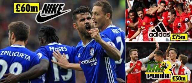 إذا إستمرت كرة القدم على هذه الوضعية? البريمير ليج سيكتسح أوروبا ! coobra.net