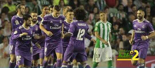 فيديو : ريال مدريد ينهي الشوط الأول متقدما برباعية coobra.net