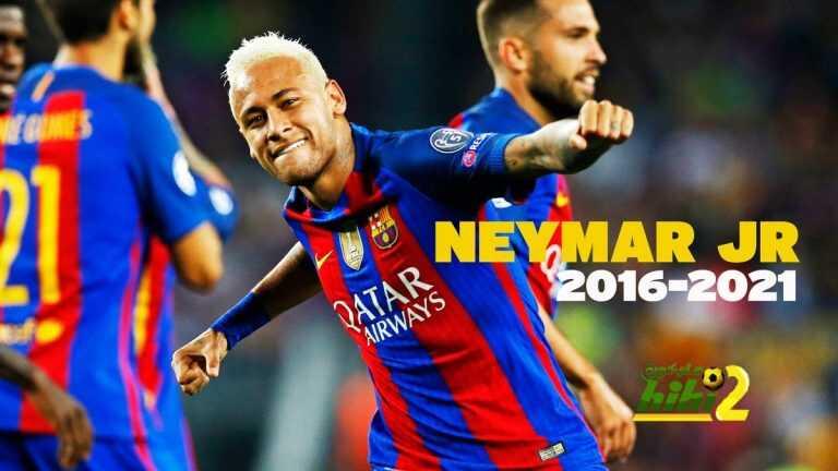 رسميا : برشلونة يمدد عقد نيمار الجمعة القادمة coobra.net