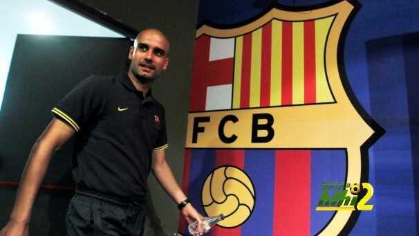روبلز : برشلونة بيب افضل فريق رأيته في حياتي coobra.net