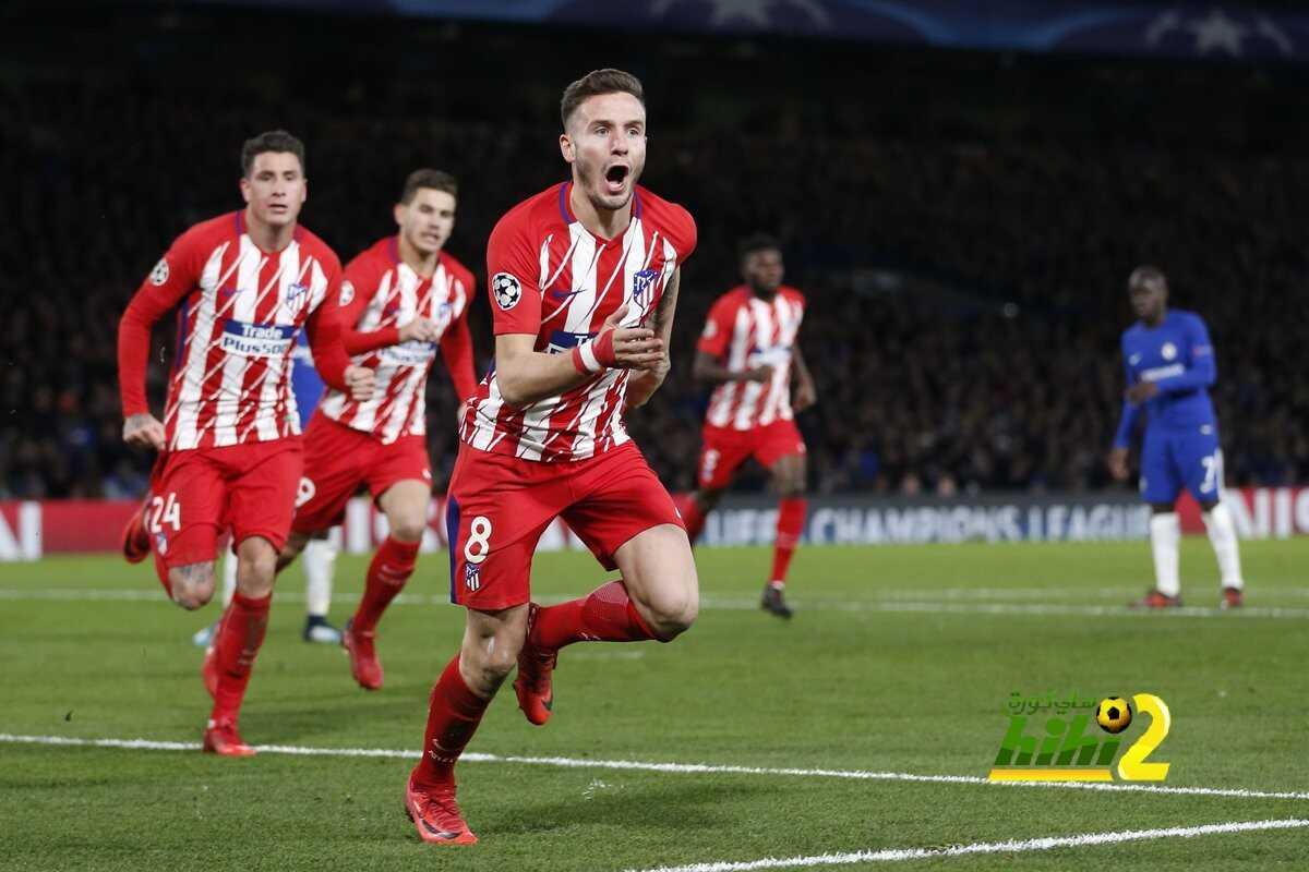 ساول .. أكثر إسباني تسجيلا للأهداف في دوري الأبطال منذ 15 ...